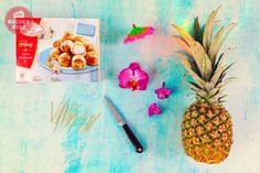 #Karibische #Windbeutel #coppenrathundwiese #Ananas #Sommer #Party #Snacks #Dessert #summer #cream #puff #pineapple