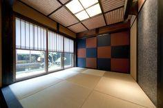 和室: 有限会社 TEAMWORKSが手掛けたtranslation missing: jp.style.多目的室.アジア多目的室です。