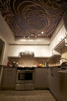 Laqfoil Stretch Ceilings and Prints.