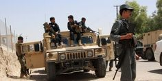 Pentagon Confirms Errant U.S. Airstrike Kills Afghan National Police Officers