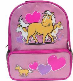 rugzak pony