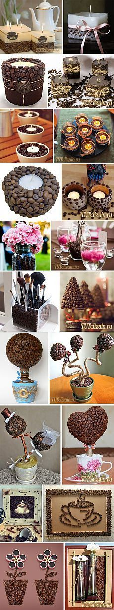 Fun Coffee Bean Art Project Ideas