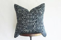 Indigo Pillows by One Affirmation. – ONE AFFIRMATION
