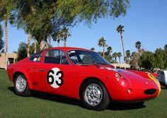 1963 Fiat Abarth 750 GT Zagato Kammback