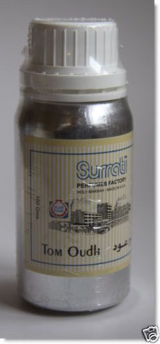 Tom Oudh Perfume by Surrati aka Tom Ford Oud Wood 100g concentrated perfume oil
