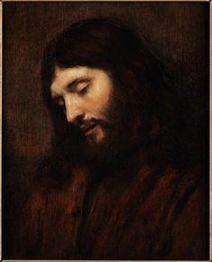 rembrandt: jesus 2 por freeparking :-|