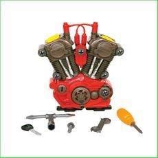 Haynes Build Your Own Engine with Lights and Sound www.greenanttoys.com.au  #toys #kidstoys #xmas2016