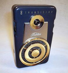 Old transistor radios