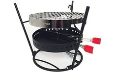 CampMaid Grill  Smoker 3 Piece -- Visit the image link more details. This is an Amazon Affiliate links.
