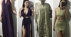 primarios New Outfits, Cool Outfits, Summer Outfits, Diy Fashion, Fashion Outfits, Womens Fashion, Diy Dress, Refashion, Diy Clothes