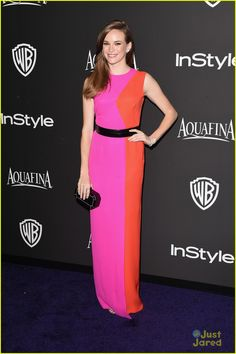 'The Flash' & 'Arrow' Stars Take Over the Golden Globes 2015 After Parties! | grant gustin emily bett rickards golden globes 2015 party 30 - Photo