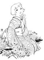 40 Best 塗り絵 Images Coloring Pages Coloring Books Vintage