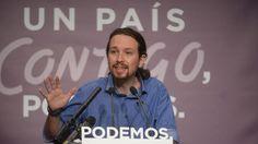 Pablo Iglesias, líder de Podemos, no dudó en insultar a los valencianos que salieron a defender la unidad de España en Valencia.