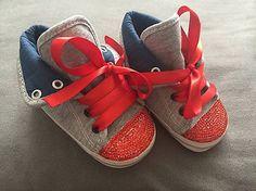 HomeDecor / Topánočky / Capačky - detské červené