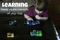 Learning Based on the Interests of Your Child