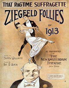 TransverseAlchemy: Alfred Cheney Johnston & the Ziegfeld Girls