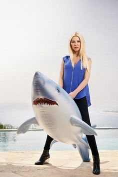 Details on Sharknado: The 4th Awakens and whether Tara Reid's character lives on. #sharknado