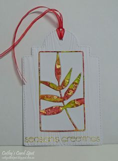 Hi everyone, I wanted to play along with Loll's twelve tags of Christmas challenge and am only just scraping in! Christmas Gift Tags, Christmas Ideas, Simon Says Stamp Blog, Crackle Painting, Christmas Challenge, Flower Doodles, Some Cards, Penny Black, Distress Ink