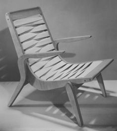 Grant Featherston 1947-49 Relaxation Series - I'm hoping this will come back into production