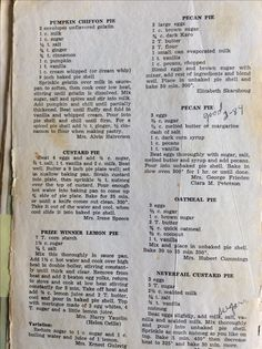 Food Photography: Pecan pie - Home Retro Recipes, Old Recipes, Cookbook Recipes, Vintage Recipes, Sweet Recipes, Cafe Recipes, Recipies, Cooking Recipes, Southern Living Cheesecake Recipe