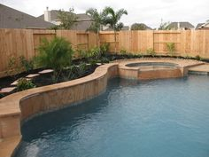 Just got back from meeting with the tile contractor, looking at the hundreds of options on surfacing (stone or tile) for our raised wall at the back of the pool. I want to use stone but it is expensive. I would greatly appreciate anyone that has some pictures of their stone work to use as our guide ...