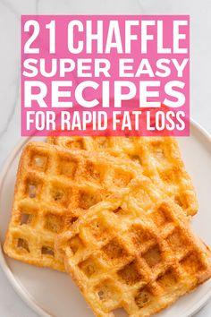 Mini Waffle Recipe, Waffle Maker Recipes, No Carb Recipes, Cooking Recipes, Chili Recipes, Soup Recipes, Dash Recipe, Keto Waffle, Breakfast