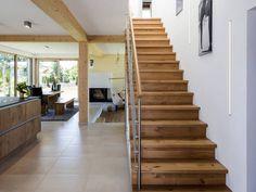 30 exemples d\'escaliers en bois pour maisons modernes | Treppe