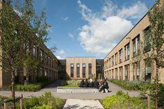 Escola Cornelius Vermuyden,© Jim Stephenson