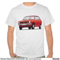 """another shirt sells! Mini Cooper Classic Vintage Auto Car 1969 """"Mini Ca Tees Corolla Dx, Toyota Corolla, Peugeot 504, Mini Cooper Classic, Fiat 600, Automobile, T Shirts, Shirt Designs, Mens Tops"""