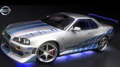 1999 Nissan Skyline GT-R - 2 Fast 2 Furious