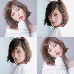本田翼 tsubasa honda Tsubasa Honda, Short Bob Hairstyles, Sweet Girls, Korean Beauty, Girl Crushes, Hair Inspiration, Asian Girl, Short Hair Styles, Hair Cuts