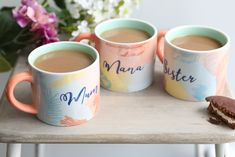 Our trend partners Colour Hive are looking ahead to 2020 to forecast and track trends in colours, material and finish for the design industry. Autumn Fair, Peach Jelly, Personalized Mugs, Surface Pattern, Color Trends, Ss, Projects To Try, Spring Summer, Colours