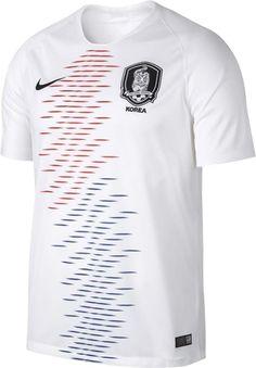 Nike Nike 2018 Korea Stadium Away Men's Soccer Jersey Size