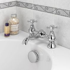 Coniston Bath Mixer - Now £79.99 at Victoria Plumb. http://www.victoriaplumb.com/Taps/Traditional-Tap-Ranges/Coniston-Bathroom-Tap-Range/Coniston-Bath-Mixer_245.html