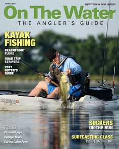 Fish-finder rigs, high-low rigs, and whole mullet rigs are effective surf rigs that have produced striped bass for many years. Catfish Rigs, Fish Finder, Cabin Fever, Kayak Fishing, New Jersey, Kayaking, Surfing, Road Trip, Magazine