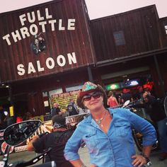 Full Throttle Saloon. 75th Sturgis, South Dakota