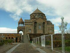 Ichmeadzin, Armenia