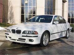 What I drive now -2003 BMW 540 with M-Sport pkg.