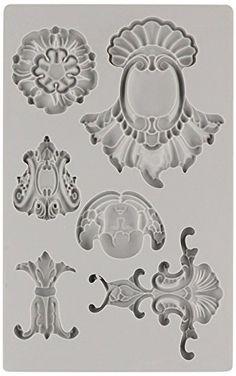 Prima Marketing 814786 Baroque No.2 Iron Orchid Designs V...