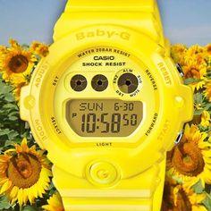 #Sunflowers #sun #yellow #babyg #watches