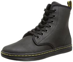 Dr Martens Womens Shoreditch Black Greasy LamperSuede Boot UK 9 US Womens 11 M -- You can find more details by visiting the image link. (This is an affiliate link)