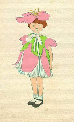 Crazy childhood - digital illustrations by Magda Bielecka, via Behance