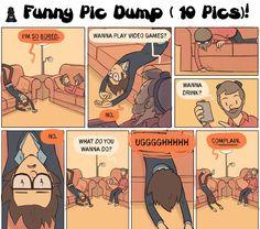 Funny Pic Dump (10 Pics)!