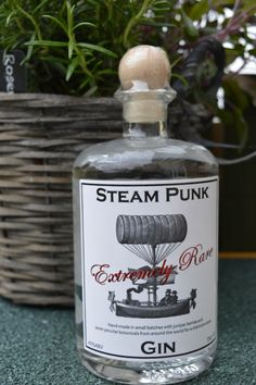Oooh-arrr me hearties! (Picture: The Northumberland Gin Company)