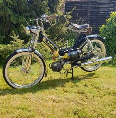 Puch Moped, Vintage Moped, Motor Scooters, Bobber Motorcycle, Motorbikes, Board, Cars Motorcycles, Mopeds, Vehicles
