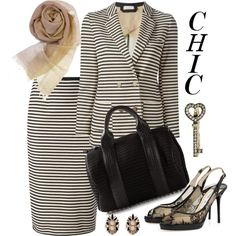 """Living The Life Of CHIC"" by jacque-reid on Polyvore"