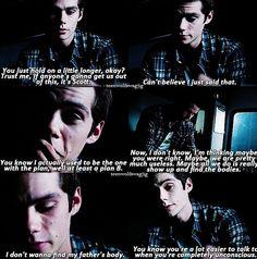 Teen Wolf #Stiles