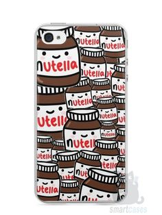 Capa Iphone 4/S Nutella #1 - SmartCases - Acessórios para celulares e tablets :)