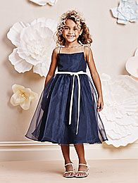 Designer Flower Girl Dresses & Outfits | Alfred Angelo