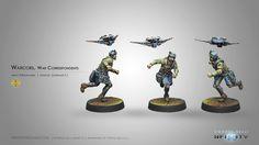 Warcors, War Correspondents (Journalist L1)